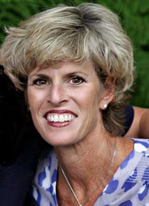 Ellen O'Reilly, Executive Assistant